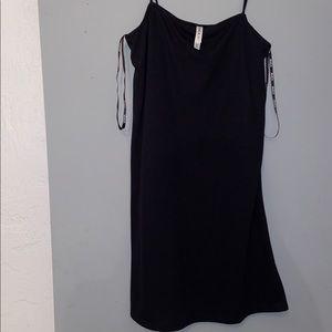 RVCA || NEVER WORN || black dress